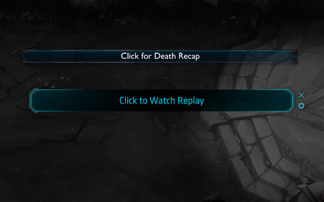 league of legends error downloading replay