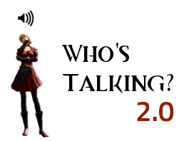 Who's Talking? for Guild Wars 2